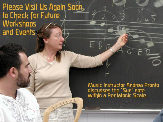 Early Childhood Music Workshop, Waldorf Institute of Southern California