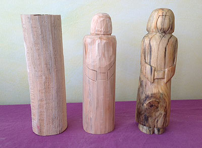 Woodcarving Teacher Training Classes by Jack Bryant